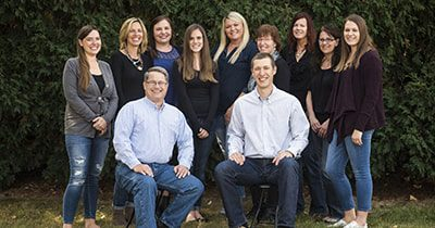 Featured blog image of De Pere dentists