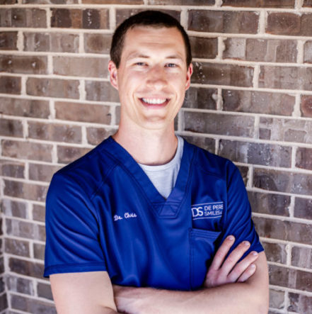 Shot of your trustworthy Dentist De Pere WI, Dr. Chris Peterson
